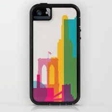 Shapes of Brooklyn. Accurate to scale iPhone (5, 5s) Adventure Case