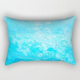 Texture nature garmonia sea 3 Rectangular Pillow