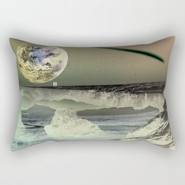 What Will Our Next Planet Look Like? Rectangular Pillow
