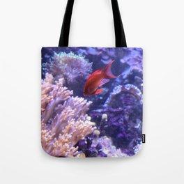 Lonely Fish Tote Bag