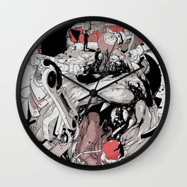 Ngaov Wall Clock