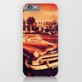 Havana Promenade Classic iPhone Case