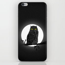 Night Owl V. 2 iPhone Skin