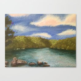 Allegheny #2 Canvas Print