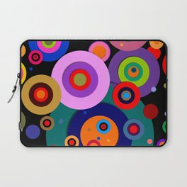Abstract #320 Laptop Sleeve