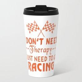 GO RACING Travel Mug