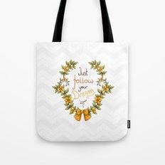 Flower laurel Tote Bag