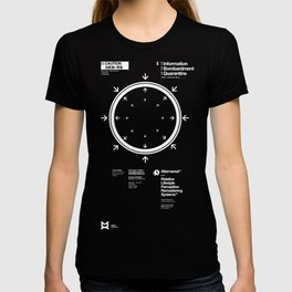Information Bombardment Quarantine T-shirt