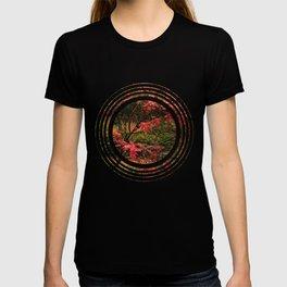 Autumn in the Garden 2 T-shirt