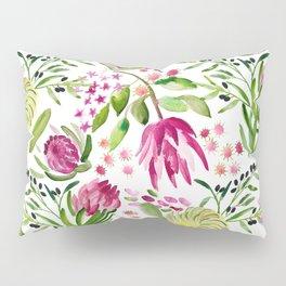 Protea Flower Bloom Pillow Sham