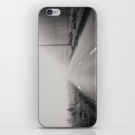 not all those who wander are lost ... iPhone Skin