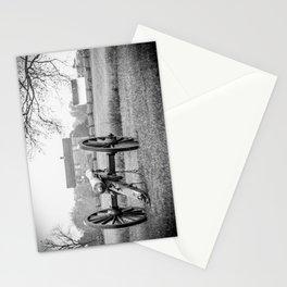 Melancholy Cannon Henry House Manassas National Battlefield Park Virginia Civil War Battelground Stationery Cards