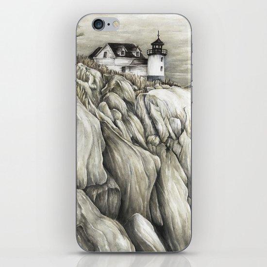 Bass Harbor Head Lighthouse iPhone Skin