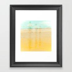 Summer Dream Framed Art Print