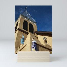 San Ignacio Catholic Church Mini Art Print