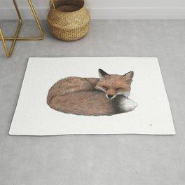Aurelia's Red Fox Rug