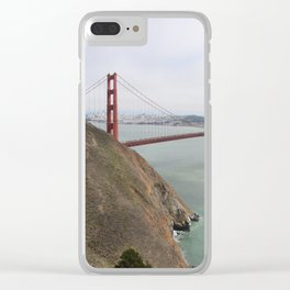 An Amazing View Clear iPhone Case