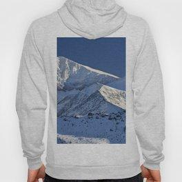 Snowy mountains. 3.478 meters Hoody