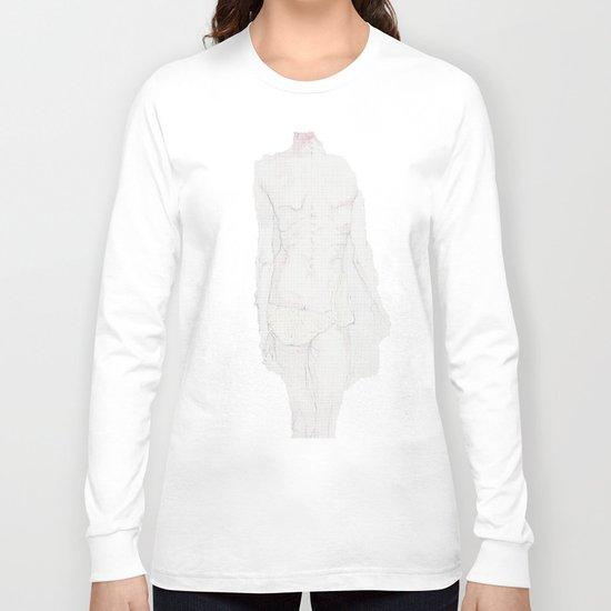Model? Long Sleeve T-shirt