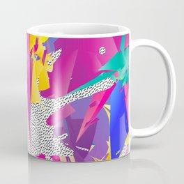 80s Abstract Coffee Mug