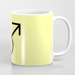 symbol of man 3 Coffee Mug