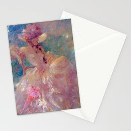 Louis Icart - Hunting - Remembering Vato - Digital Remastered Edition Stationery Cards