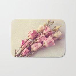 Dreamy Flowers  Bath Mat