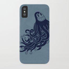 Octadecapus iPhone Case