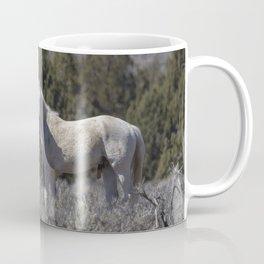 Wild Horses with Playful Spirits No 1 Coffee Mug