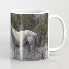 Wild Horses with Playful Spirits No 1 Coffee Mug