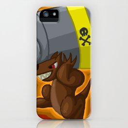 Mischief iPhone Case