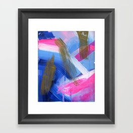 unknown (bk) Framed Art Print