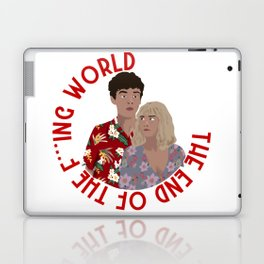 The ENd Of The F***ing World Laptop & iPad Skin