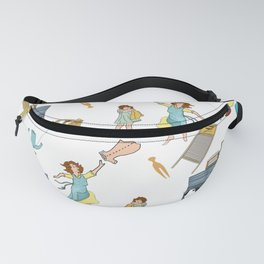 Vintage Laundry Day! Fanny Pack