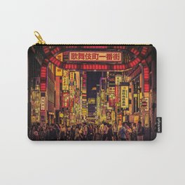 Japan/ Anthony Presley Photo Print Carry-All Pouch
