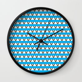 Agnes Martin Wall Clocks Society6