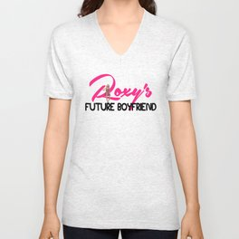 ROXYs Future Boyfriend Unisex V-Neck