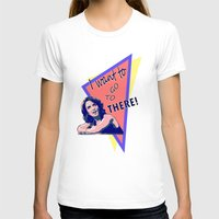 "30 rock T-shirts featuring ""I want to go to there!"" (30 Rock) by Galit Zeierman"