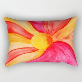 Rays Rectangular Pillow