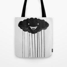 dark cloud Tote Bag