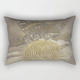 fleeting memory Rectangular Pillow