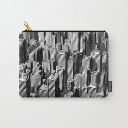 Urban Lines B&W Carry-All Pouch