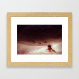 We'll Go Together (landscape) Framed Art Print