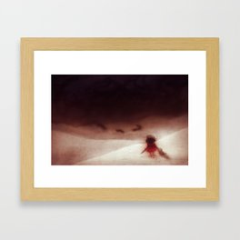 We'll Go Together (landscape) Framed Art Print