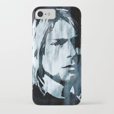 Kurt# Cobain#Nirvana iPhone 7 Slim Case