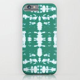 Kumo Jade Shibori iPhone Case