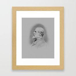 General Robert E. Lee Framed Art Print