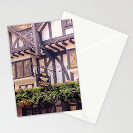 Punch Bowl, York City Stationery Cards