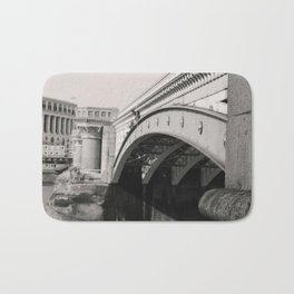 Bridge Bath Mat