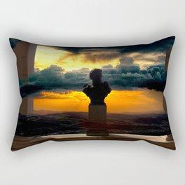 Augustus Saint-Gaudens Rectangular Pillow